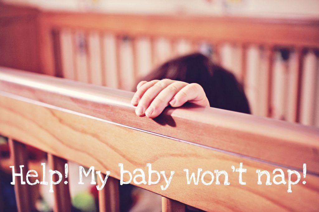 baby won't nap